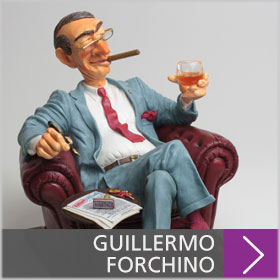 Guillermo Forchino Comic Art